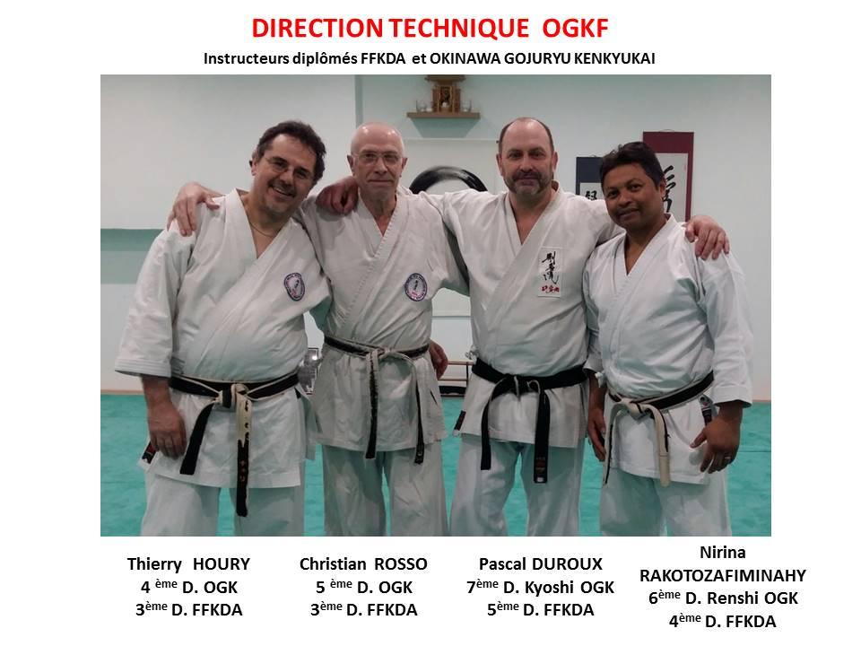 DIRECTION TECHNIQUE OGKF JUIN 2017